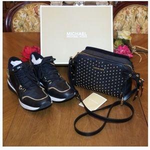 Michael Kors Bag and Sneaker